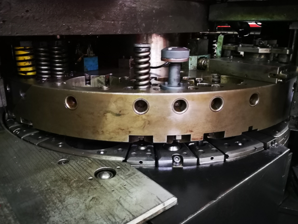 CNC Turret Punching